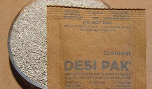 Desi-Pak® Type I & II